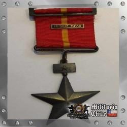 Servicios Distinguidos 3ra Clase Ejercito Chilean Army Medal 1973