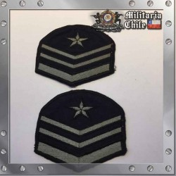 Parches Grado Sargento Primero FACH Air Force Sargent Grades