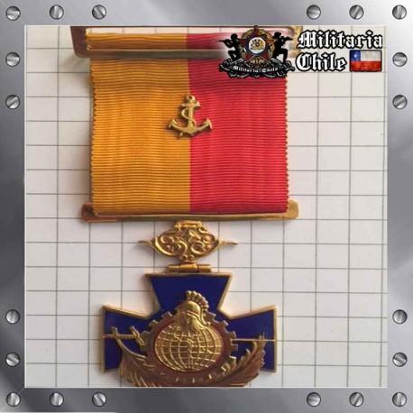 Condecoracion Cruz de Malta Academia Politecnica Militar Rama Armada Malta Cross