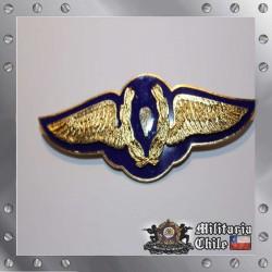Piocha FACH Paracaidista Azul Copia Americana Parachute