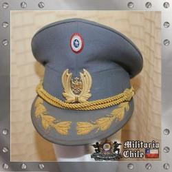 Gorra Antigua Coronel de Ejercito Años 1970 - 1980 Old Chilean Army Cap