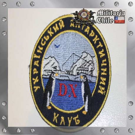 Parche Ruso Expedicion Antartica Patch
