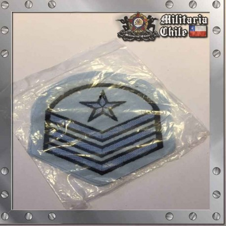 Parche Grado Sargento Segundo Air Force Sargent Grades