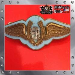 Piocha Antigua de Escuela Fuerza Aerea FACH