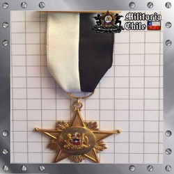 Condecoracion Servicios Distinguidos Honorable Junta de Gobierno Medal