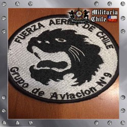 Parche FACH Grupo 9 Chilean Air Force Patches