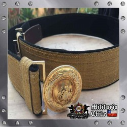 Cinturon Ejercito de gala antiguo Chilean Army Old Gala Belt