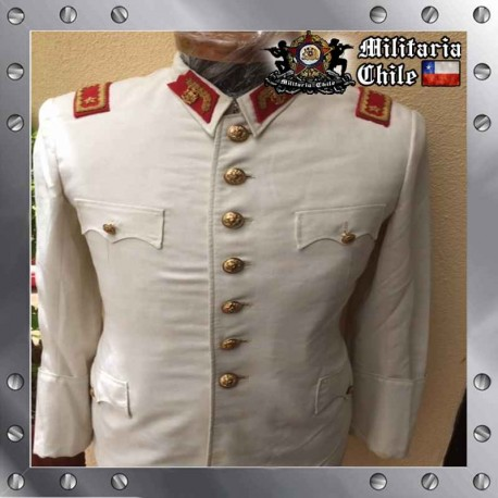 Uniforme de Gala de General de Brigada años Setenta Perfecto Estado Old Army Uniform