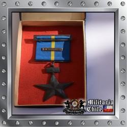 Servicios Distinguidos 3ra Clase armada Chilean Army Medal 1973