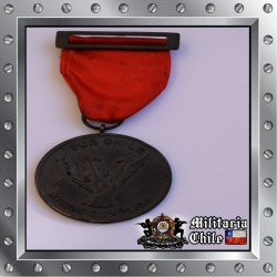 Condecoracion Mision Cumplida Ejercito de Chile Mission Accomplish Medal