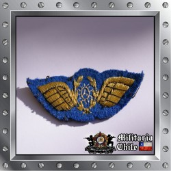 Ala bordada fach base aerea embroidered air force badge for base