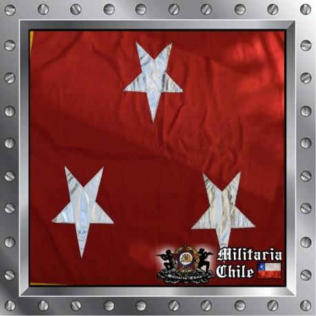 Gallardete de mando general de Division Command pennant general