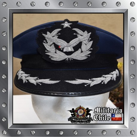 Gorra Coronel Fuerza Aerea de Chile airforce hat colonel