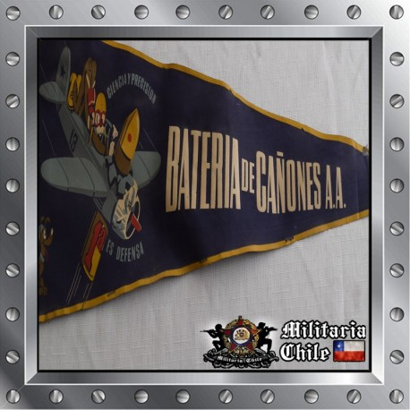 Banderin antiguo old pennant