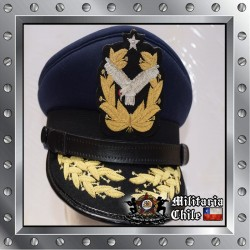 Gorra general de gala Fuerza Aerea de Chile General hat chile airforce